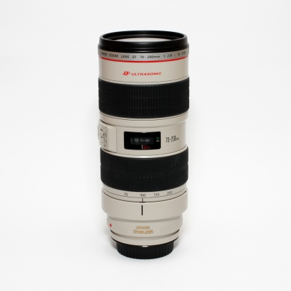 Used Canon EF 70-200mm f2.8 IS