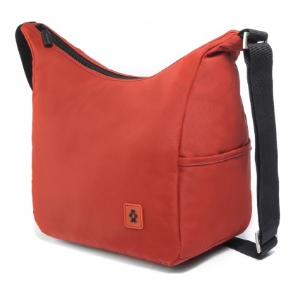 Crumpler Triple A Camera Hobo Shoulder Bag, Red
