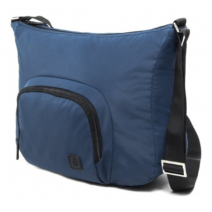 Crumpler Triple A Shoulder Bag, Navy