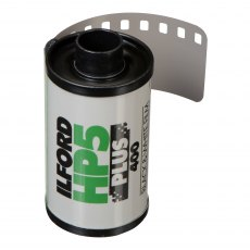 Ilford HP-5 plus 135-36