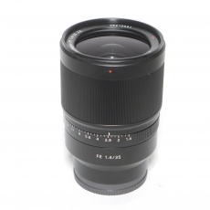 Used Sony FE 35mm f1.4 Zeiss