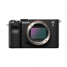 Sony Alpha 7C Mirrorless Camera Body,  Black