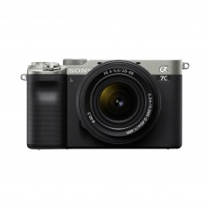 Sony Alpha 7C Full Frame Camera with 28-60mm Zoom Lens, Silver, Pre-order deposit