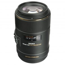 Sigma 105mm F2.8 Macro EX DG OS for Canon EOS