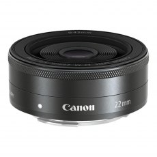 Canon EF-M22mm f2 STM lens for Canon EOS M