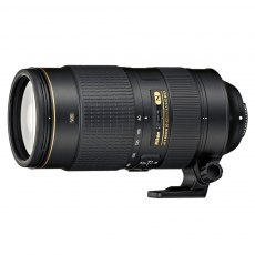 Nikon AF-S 80-400mm f/4.5-5.6G ED VR lens for DSLR