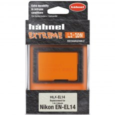 Hahnel Extreme HLX-EL14 7.4v 1000mah battery for Nikon