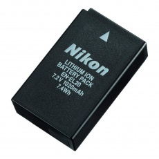 Nikon EN-EL20 Rechargeable Li-ion Battery, 7.2v 1020mah