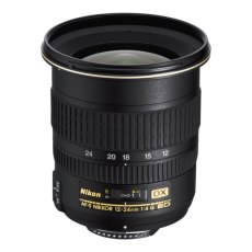 Nikon AF-S DX 12- 24mm f/4G IF-ED lens