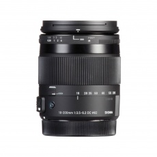 Sigma 18-200mm f3.5-6.3 DC OS HSM C for Canon EOS