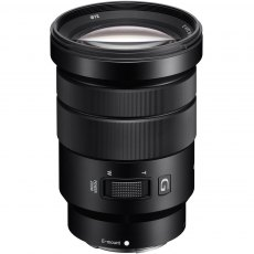 Sony E 18-105mm F4 G OSS lens