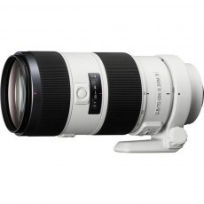 Sony DSLR Lens, 70-200mm F2.8 G2