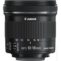 Canon EF-S 10-18mm f4.5/5.6 IS STM
