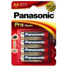 Panasonic LR-6/AA x4, Pro Power Gold