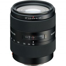 Sony 16-105mm F3.5-5.6 DT lens