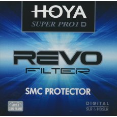 Hoya 55mm Revo SMC Protection filter