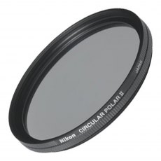 Nikon 77mm C-PL II Circular Polarising Filter