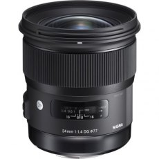 Sigma 24mm f1.4 DG HSM Art for Nikon