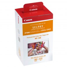 Canon RP-108 Print Cartridge, 108 sheets