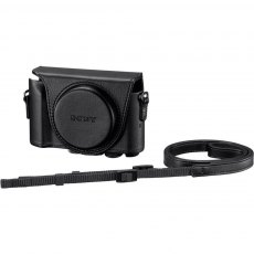 Sony LCJ-HWA black case for HX90/WX500