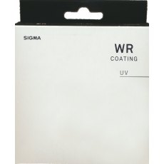 Sigma 52mm WR UV Filter