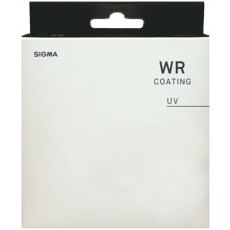 Sigma 82mm WR Circular Polarising Filter