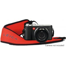 Leica Red Floating Carrying Strap
