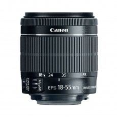 Pre-owned Canon EF-S 18-55mm F3.5-5.6 IS STM