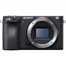 Sony Alpha 6500, black body
