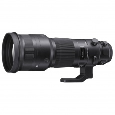 Sigma 500mm f4 DG OS HSM SPORT lens for Canon EOS