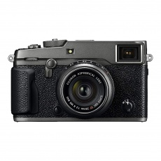 Fujifilm X-Pro2 Graphite with Graphite XF-23mm F2 lens