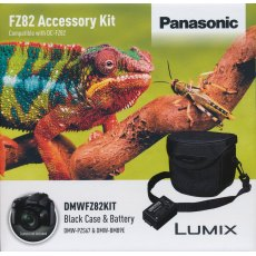 Panasonic DMW-FZ82KIT, BMB9 battery and case