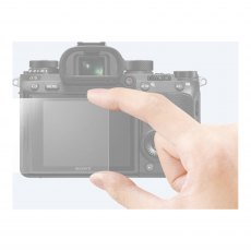 Sony PCK-LG1 Screen Protector for Alpha 9 and A7RIII