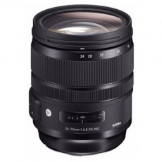 Sigma 24-70mm F2.8 DG OS HSM Art lens for Canon EOS