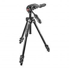 Manfrotto 290 light Aluminium Tripod with 3 way head