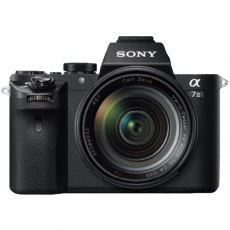 Sony Alpha 7 MkII with Zeiss 24-70mm F4 lens