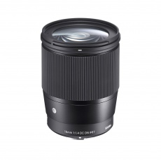 Sigma 16mm f1.4 DC DN Contemporary lens for Sony E
