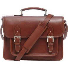 Ona Brooklyn Leather, Chestnut