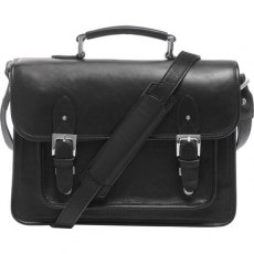 Ona Brooklyn Leather, Black
