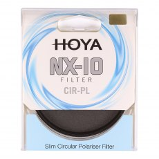 Hoya 72mm NX-10 Circular Polarising Filter