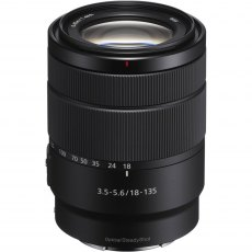 Sony E 18-135mm F3.5-5.6 OSS , Black
