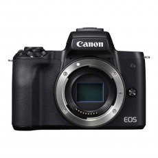Canon EOS M50 Body Only, Black