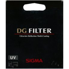 Sigma 77mm UV-Filter, Multicoated EX DG