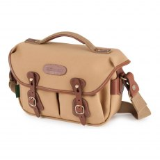 Billingham Hadley Small Pro, Khaki Canvas/Tan Trim