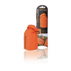 Camlink Outdoor Dry Bag Orange/Black 2 l