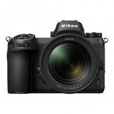Nikon Z 7 Mirrorless Camera with 24-70 Lens and Mount Adaptor