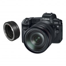 Canon EOS R, 24-105 L with Adapter EF-EOS R, Pre order Deposit