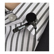 Hama LM-09 Lavalier Clip-on Microphone