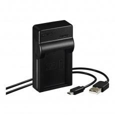 Hama Travel USB Charger for Canon LP-E17
