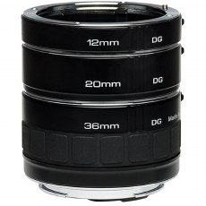 Kenko DG Extension tube set 36 20 12 for Nikon